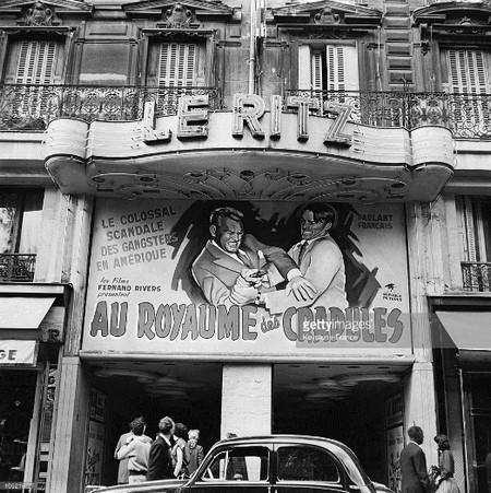 Cinema Le Ritz Parigi