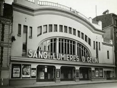 Cinema Palace Colombes Francia