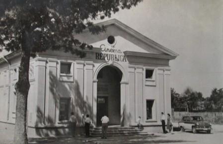 Cinema republica Racari Romania