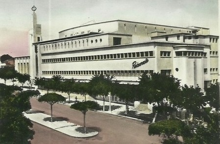 Cinema Restauracao,Luanda Angola