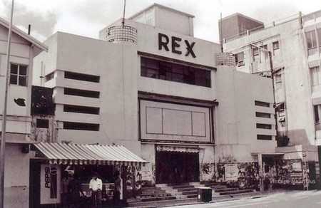 Cinema rex St.Louis Mauritius