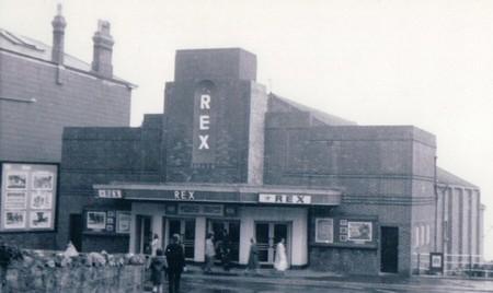 Cinema Rex Ventnor Inghilterra