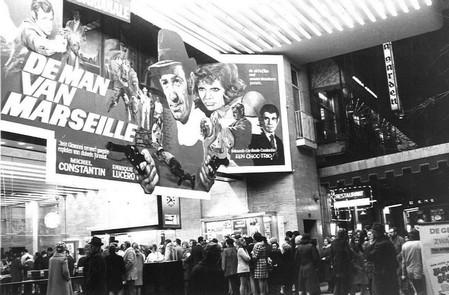 Cinema Rubens Antwerp Olanda
