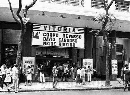 Cinema Vitoria Rio de Janeiro