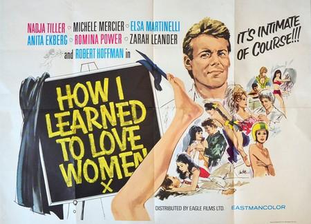 Come imparai ad amare le donne locandina 5