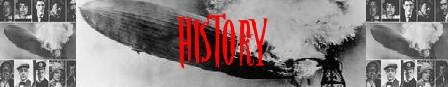Hindenburgh banner history
