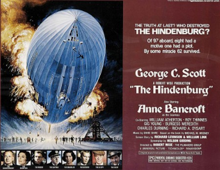 Hindenburgh locandina 2