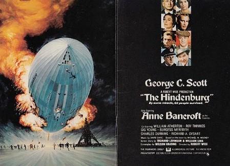 Hindenburgh locandina 3