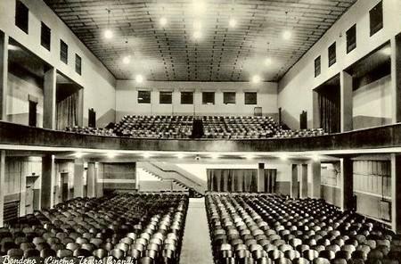 Sala Cine Teatro Grandi Bondeno