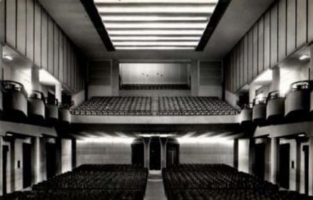 Sala Cine Teatro Odeon Canicatti