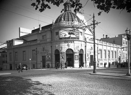 Cine Teatro Tivoli Lisbona