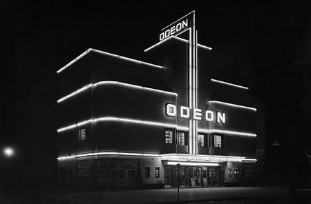 Cinema Odeon,Balham Hill Londra