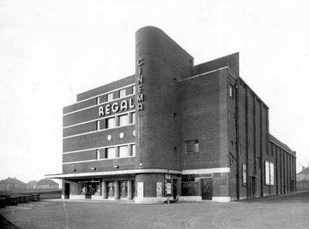 Cinema regal Leeds Inghilterra