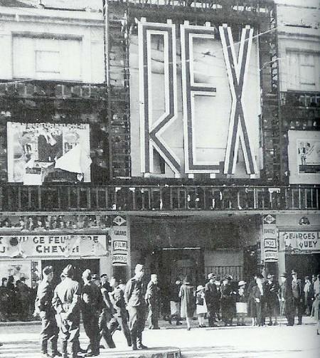 Cinema Rex Le Havre Francia
