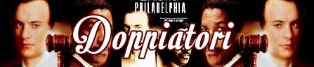 Philadelphia banner doppiatori