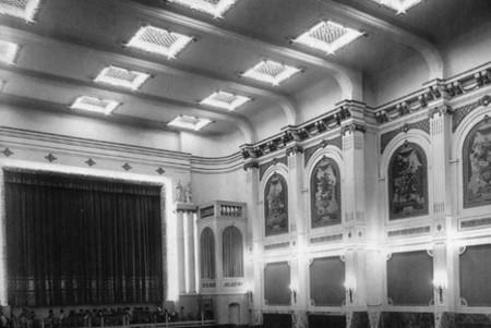 Sala Cinema Agora Bruxelles