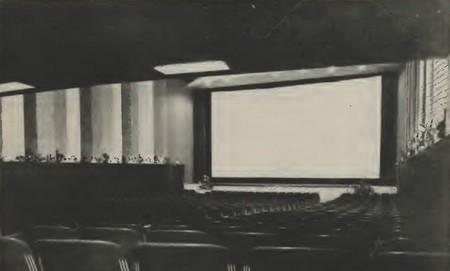 Sala cinema Ambassador La Havana Cuba