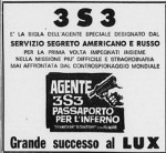 4-2 Agente 3s3 passaporto perl'inferno