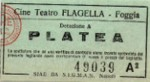 Biglietto Cinema FlagellaFoggia