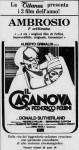 4-11 Il Casanova diFellini