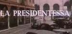 5-18 La presidentessa
