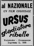 4-7 Ursus gladiatoreribelle