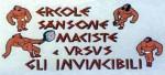 5-15 Ercole, Sansone, Maciste e Ursus gliinvincibili