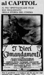I 10 Comandamenti flano1