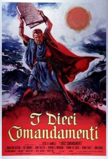 incontri segreti dei dieci comandamenti incontri albanesi